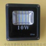正方形貼片LED投光燈,10W投光燈