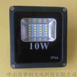 正方形贴片LED投光灯,10W投光灯