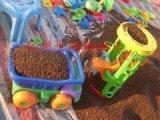 黑龍江佳木斯充氣水池0.9mm加厚環保材料釣魚池
