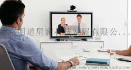 远程视频会议系统对相隔千里的人员开会更加方便!