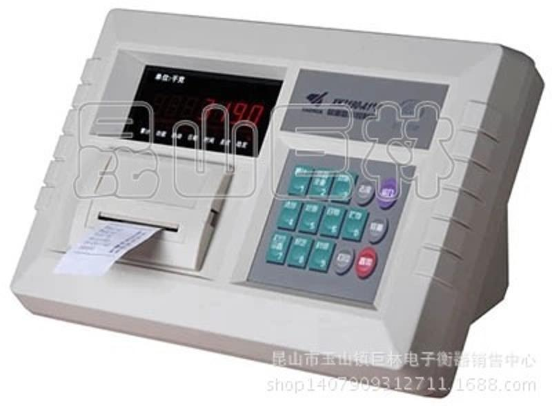 XK3190-A1+P上海耀华XK3190-A1+P带打印仪表 计重显示器 电子秤