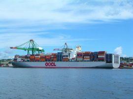 美国洛杉矶海运散货海运拼箱
