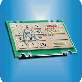 金属密码小键盘(KH-E160A)