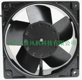 YE12038双电压全金属铁叶轴流风机