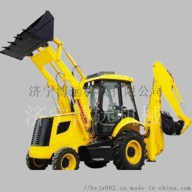 供应多功能装载挖掘机 小型挖掘装载机 哪里**