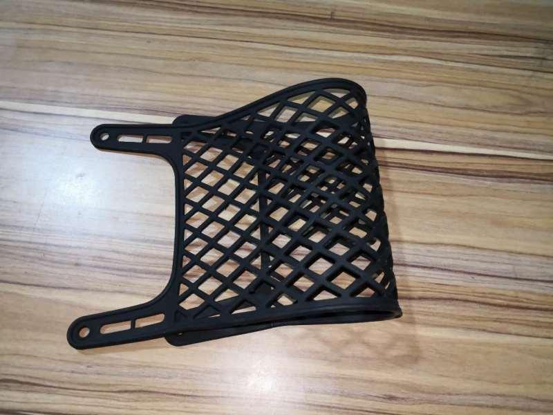 网状气相法硅胶防滑减震垫
