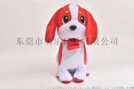 生日禮品狗狗毛絨公仔玩具可免費來圖打圖各類毛絨玩具