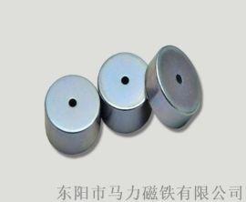 钕铁硼强力磁铁 小圆形打孔磁铁 玩具磁铁 包装磁铁