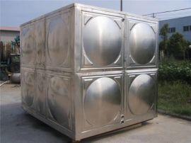 玻璃钢消防水箱 不锈钢组装式水箱 凝结水箱材质