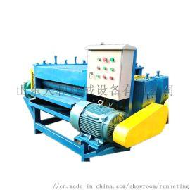 福建6辊4刷桶皮洗板机 油桶桶皮洗板机耐用质量好