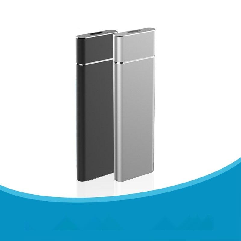 USB3.1 SSD移动固态硬盘盒NGFF转Type-C转接m2传输10Gbps硬盘盒