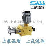 2J-X型柱塞式计量泵 双泵头计量泵