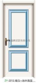 全铝室内门卧室门零甲醛简典全拼反凸系列卧室门