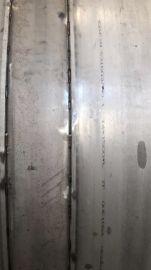等离子大型拼板直缝自动焊机