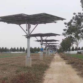 单轴和双轴跟踪太阳能光伏太阳能跟踪5kw~20kw