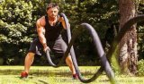 廠家熱賣健身繩、體能訓練繩、混紡繩