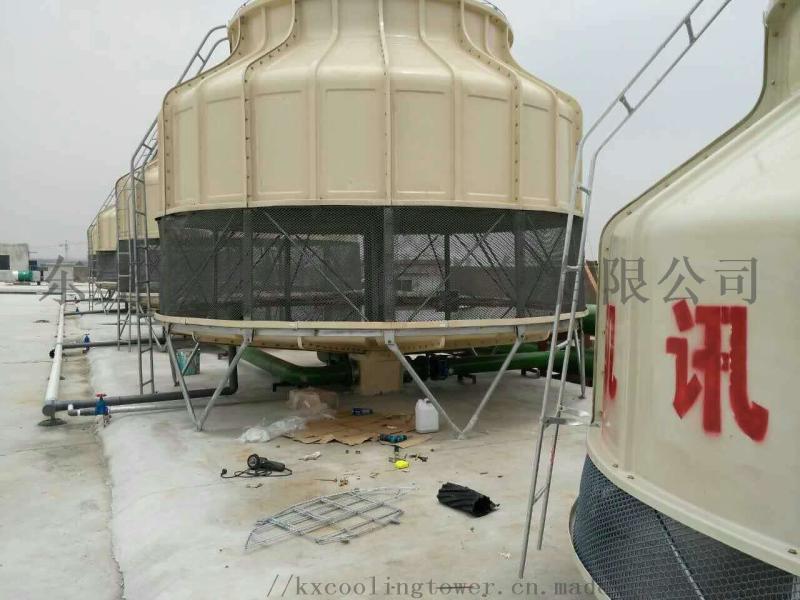 60T冷却塔 圆形冷却塔