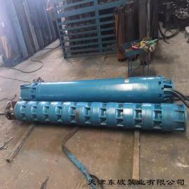 QJ卧式潜水泵+天津卧式潜水泵+卧式矿用潜水泵