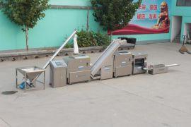 白鸽牌HMZ100-120 A型 全自动仿手工圆馒头生产线