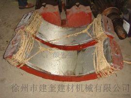 2.2x7米管式球磨机球面瓦