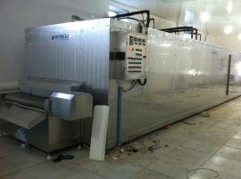汇海网带式水饺包子速冻设备厂家直销