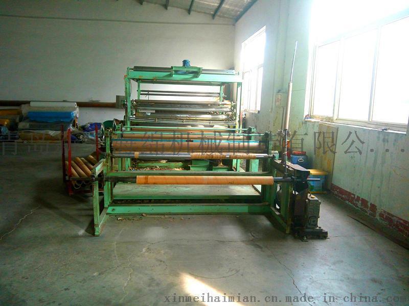 布料、皮革熱熔複合機、海綿複合機、家紡冷粘複合機