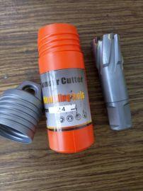 硬质合金磁力空心钻头钢板开孔器