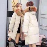 棉服女2018年冬季新款歐美韓版大品牌折扣北京惠品