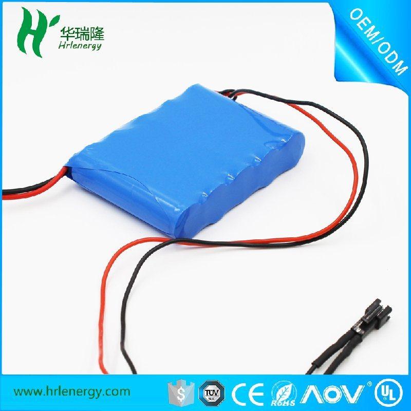 18650-2600mah 18.5V组合电池厂家