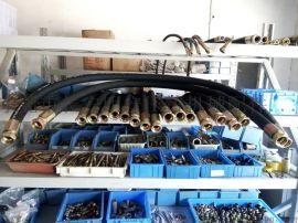 加工生产优质耐油耐磨橡胶高压油管 钢丝液压软管