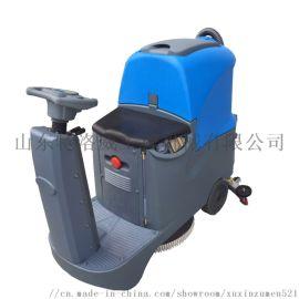 座驾式洗地机地面清洗机