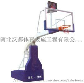 供应移动篮球架   篮球板、钢化玻璃篮板