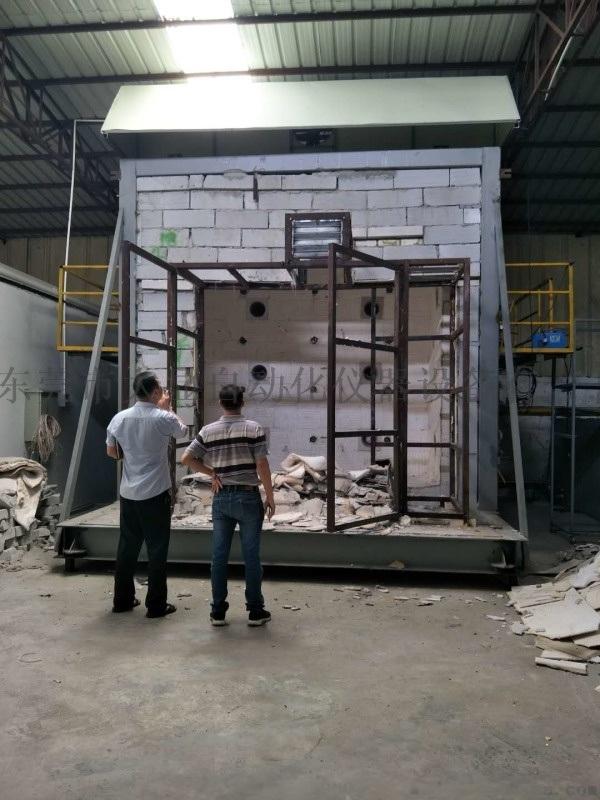 建筑构件耐火垂直炉更详细的定制方案