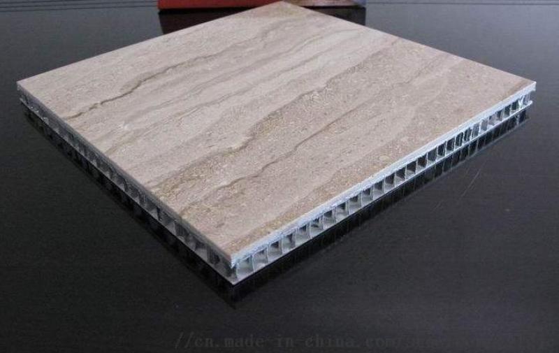 蜂窩木紋鋁單板廣州立廣直銷 厚度定製鋁單板