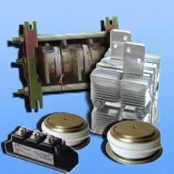可控硅风冷水冷散热器