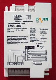 1-10V日光灯电子调光镇流器 (EMA系列)