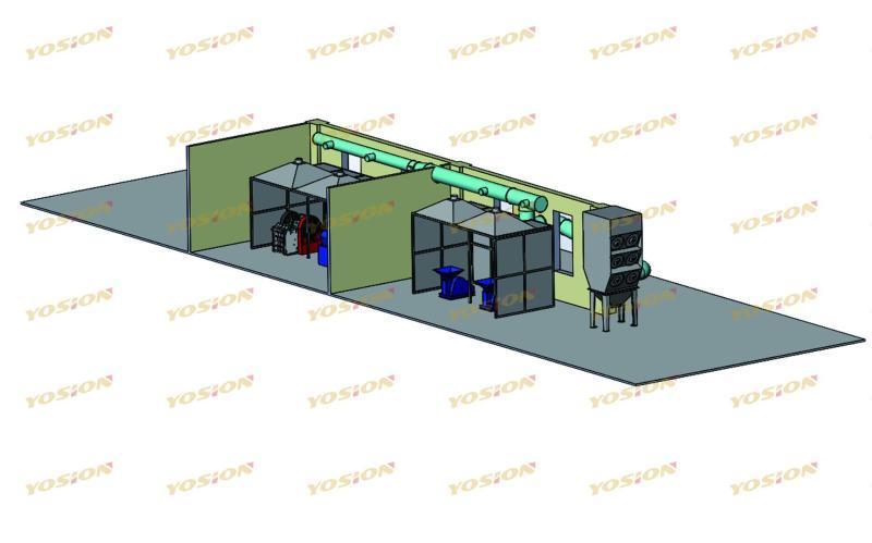 垚鑫科技實驗室除塵系統