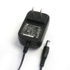 电源适配器充电器5V1.2A美规黑色
