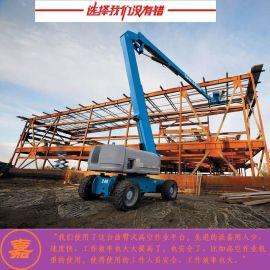 宝山高境镇租售自行高空作业车,租剪叉曲臂直臂桅杆升降机登高车