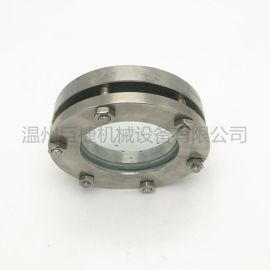 DN50-150对夹法兰视镜 6公斤压力视镜价格