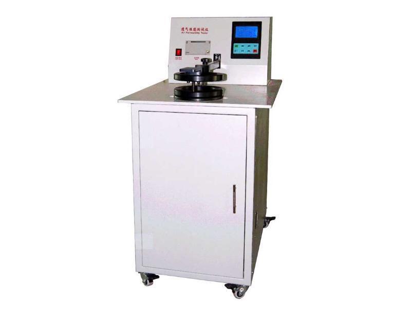 全自动织物透气性能测试仪 滤纸透气量仪