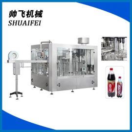 DGCF系列等压汽水灌装机 液体灌装生产线