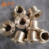 T型铜螺母定制法兰型铜螺母圆柱形铜螺母加工