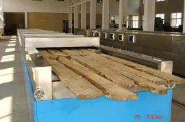 微波木材杀虫干燥设备