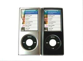 iPod nano4代铝片水晶盒