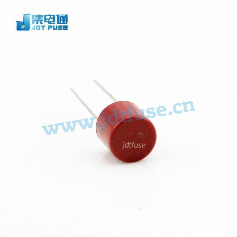 382微型塑封保險絲JFR1100TR集電通品牌8*8圓型保險絲廠家1A250V
