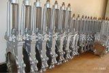 Z73W不鏽鋼手動刀閘閥對夾渣漿閥