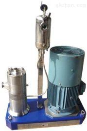 食品专业乳化设备SGN黄油高速三级乳化机