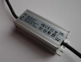 12-24串2W 430MA LED全铝防水恒流驱动电源