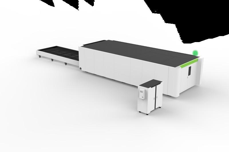 山东激光金属切割机 大型数控光纤激光切割机
